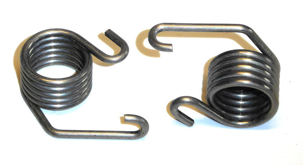 Springs for Q-TECH Footrests Type 739