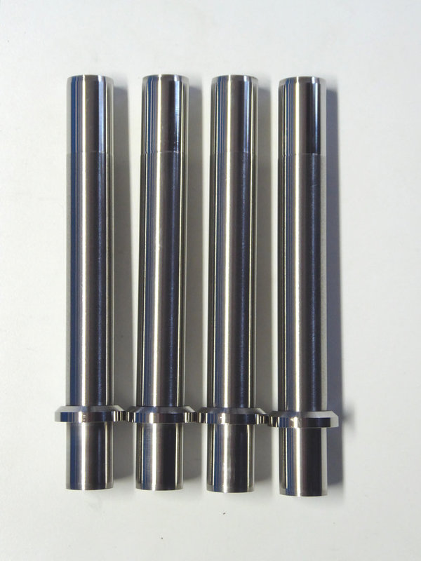 Stainless steel pushrod tube BMW R 50, R60, R75, R90, R90S all Boxers  1996