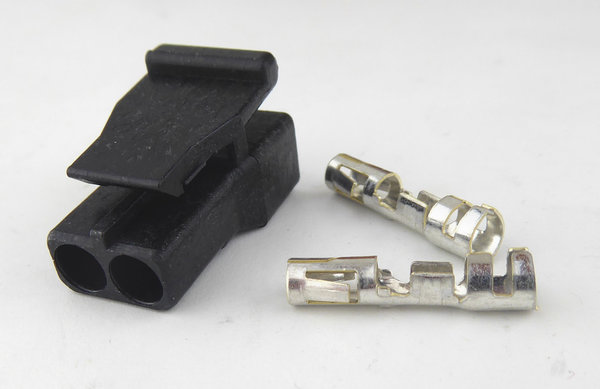 Connector housing for BERU ZS224 and BOSCH