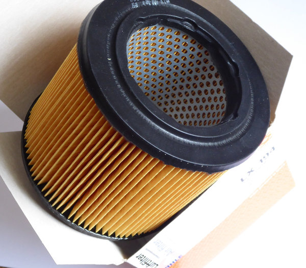 Air Filter round, all Boxers made from 1969 to 1980
